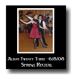 Album 23 - Spring Recital