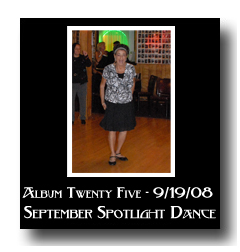 Album 25 - September Spotlight Dance