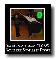 Album 27 - November Spotlight Dance