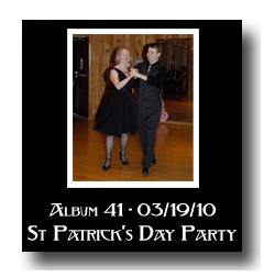 album 41 - st. patrick's day party