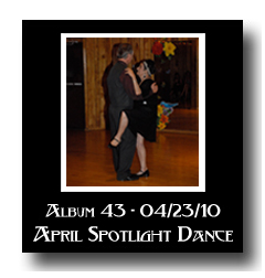 album 43 - april spotlight dance