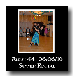 album 44 - summer recital
